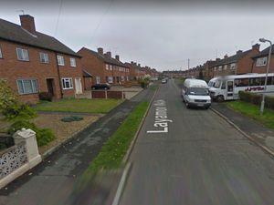 Layamon Walk, in Stourport. Photo: Google