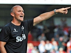 New boss Steve Burr delighted to be back at Stafford Rangers