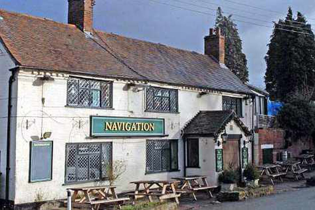 The Navigation Inn, Greensforge, Kingswinford