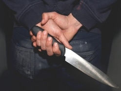 Vow to tackle rise in knife offences over last 12 mouths