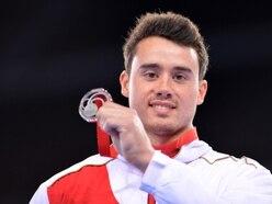 Olympic hero Kristian Thomas inspires new generation