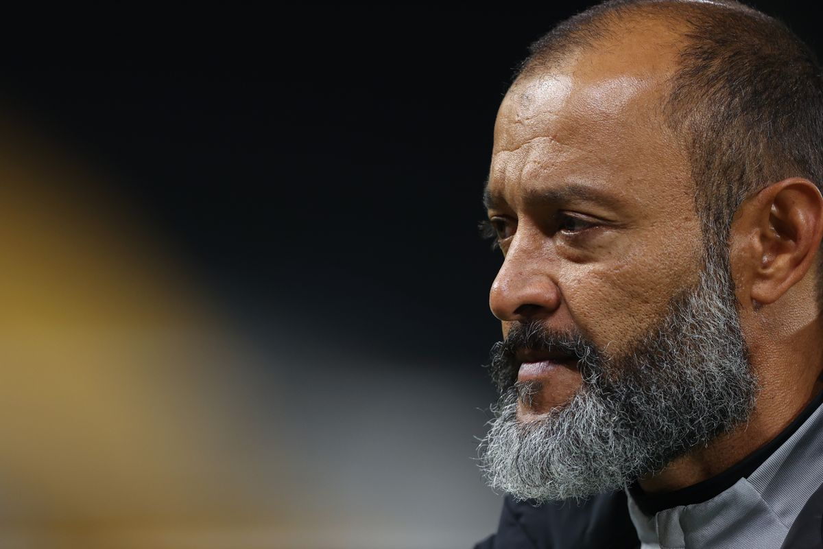 Nuno Espirito Santo the head coach / manager of Wolverhampton Wanderers. (AMA)
