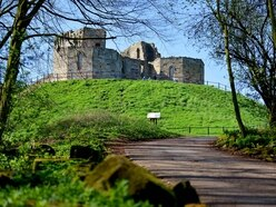 Stafford Castle to become part of Staffordshire Ironman