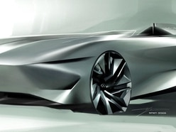 Infiniti points toward electrified future with prototype vehicle