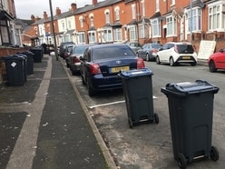 Birmingham bin collections continuing almost as normal