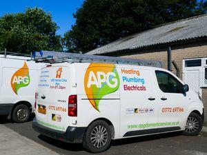 APG operates in the Preston area