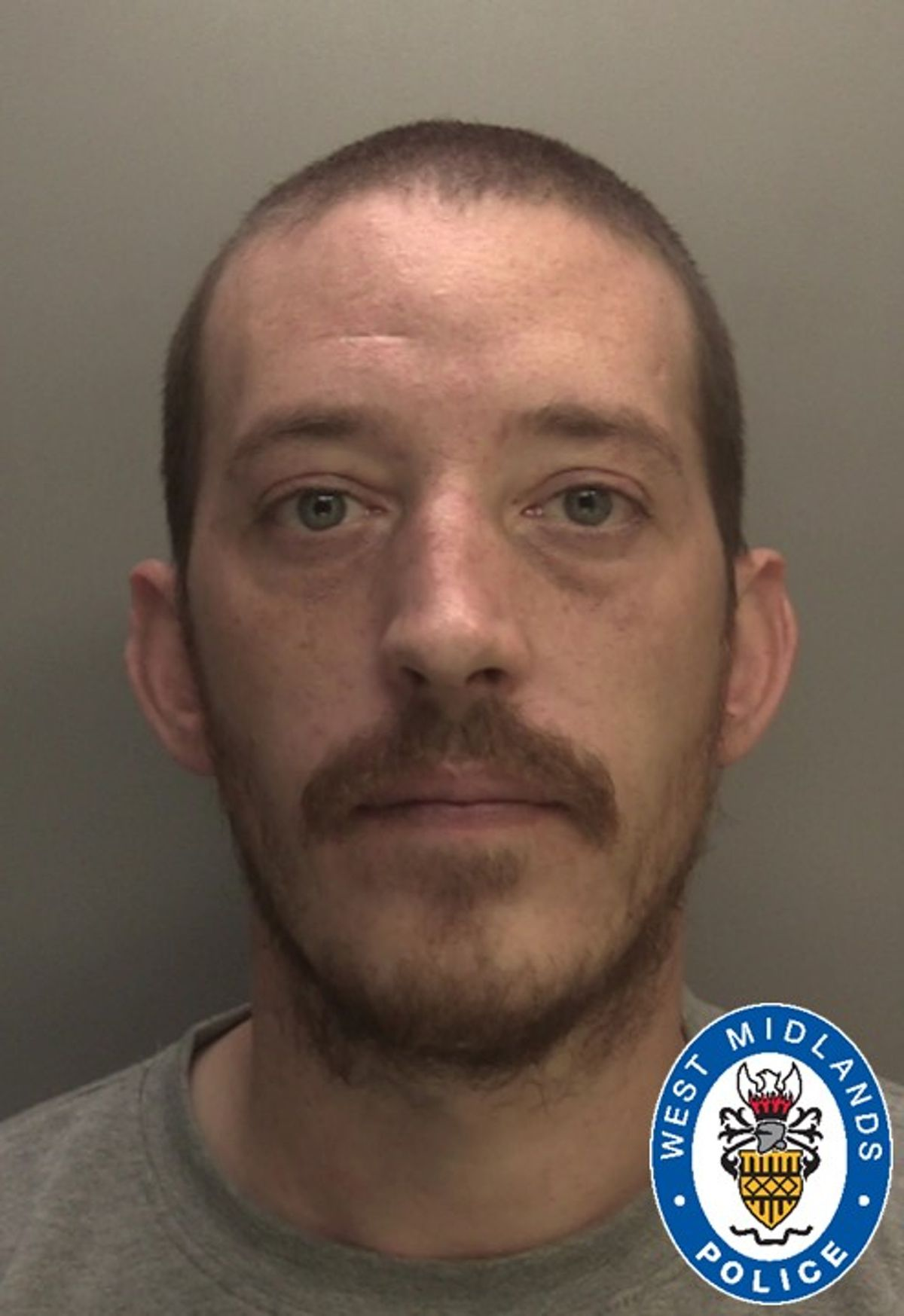 David Rogers was convicted of murder. Photo: West Midlands Police