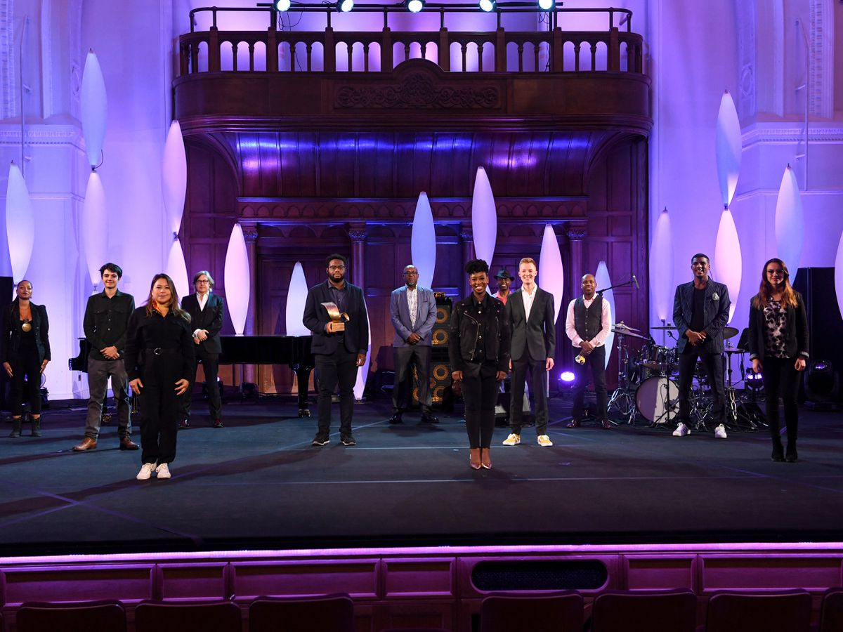 BBC Young Jazz Musician Final 2020