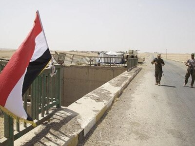 Iraqi forces begin operation to retake town from Islamic State