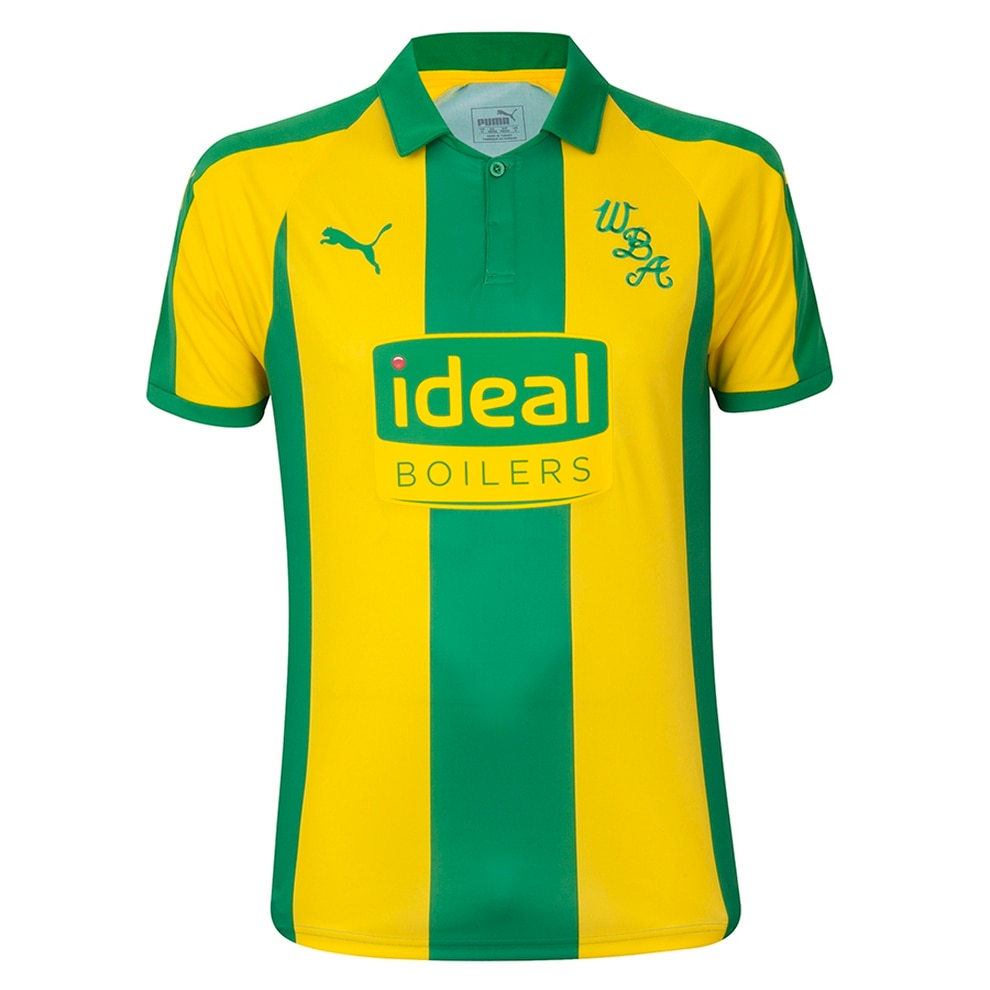 460b2dc99e Back by popular demand: West Brom release green and yellow change ...