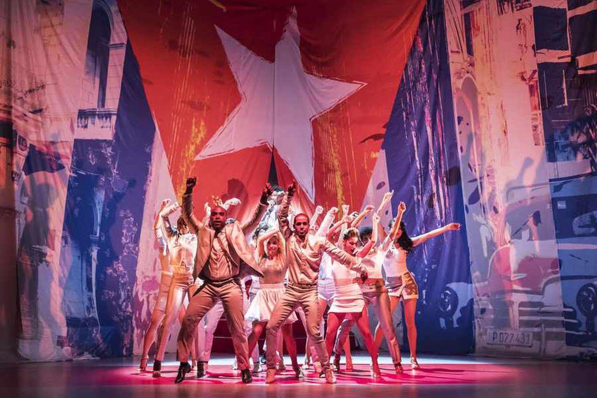 Vamos Cuba. Pic: Rachel Cherry
