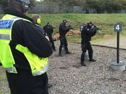 'Bullet catcher' to be built at police firing range to relieve officers of sentry duty