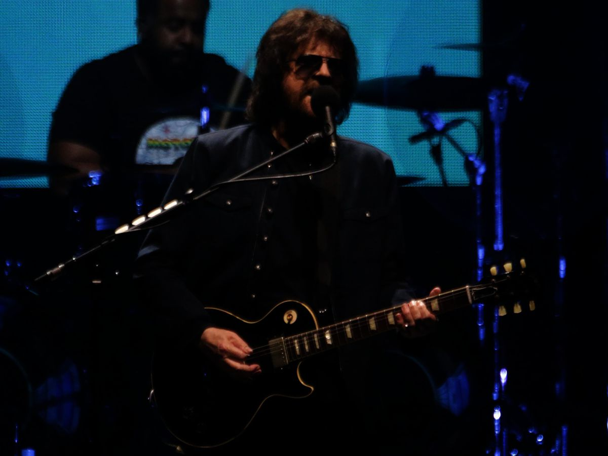 Jeff Lynne. Picture: Andy Shaw