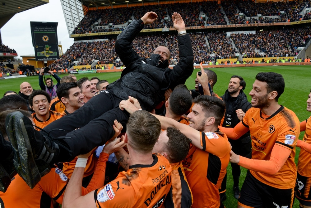 Wolves set to seal Premier League return against Midlands rivals