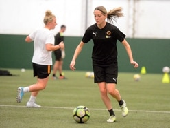 Hot-shot duo fire Wolves Women to an easy victory