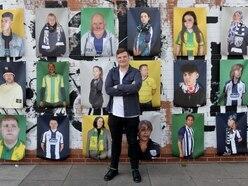 Spot yourself in this West Brom fans beer garden gallery?