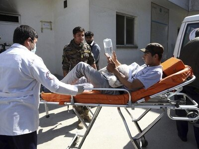 IS suicide bomber kills dozens as Afghans celebrate new year