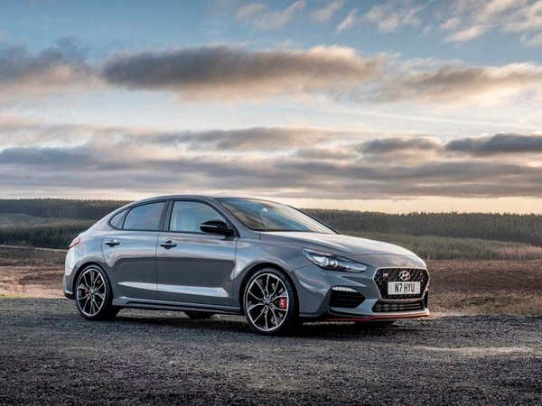 UK Drive: The Hyundai i30 Fastback N is a unique take on the hot hatch formula