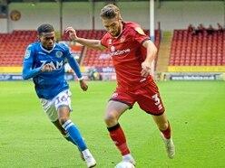 Walsall vs Blackpool: Studious Luke Leahy is reaping rewards