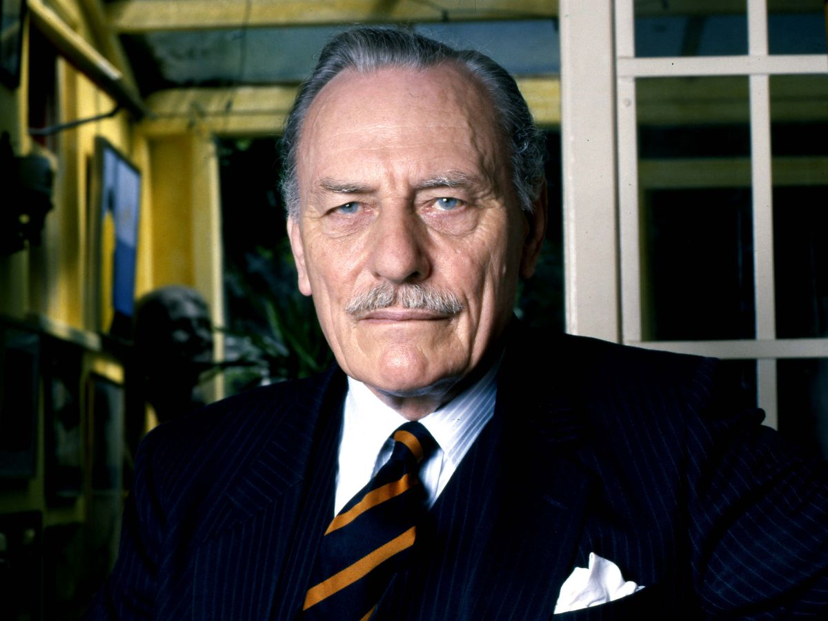 Enoch Powell was MP for Wolverhampton South West from 1950 until 1974