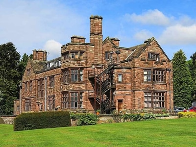 'Haunted house' in Staffordshire up for sale for £2 million