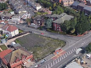 The proposed site revealed in a planing report submitted to Sandwell Council