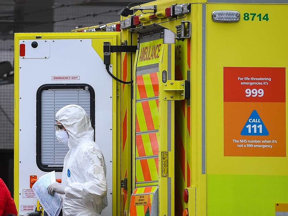 United Kingdom records 621 more coronavirus deaths now totalling over 28,000