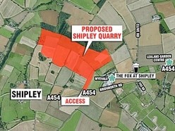 Controversial quarry is given green light