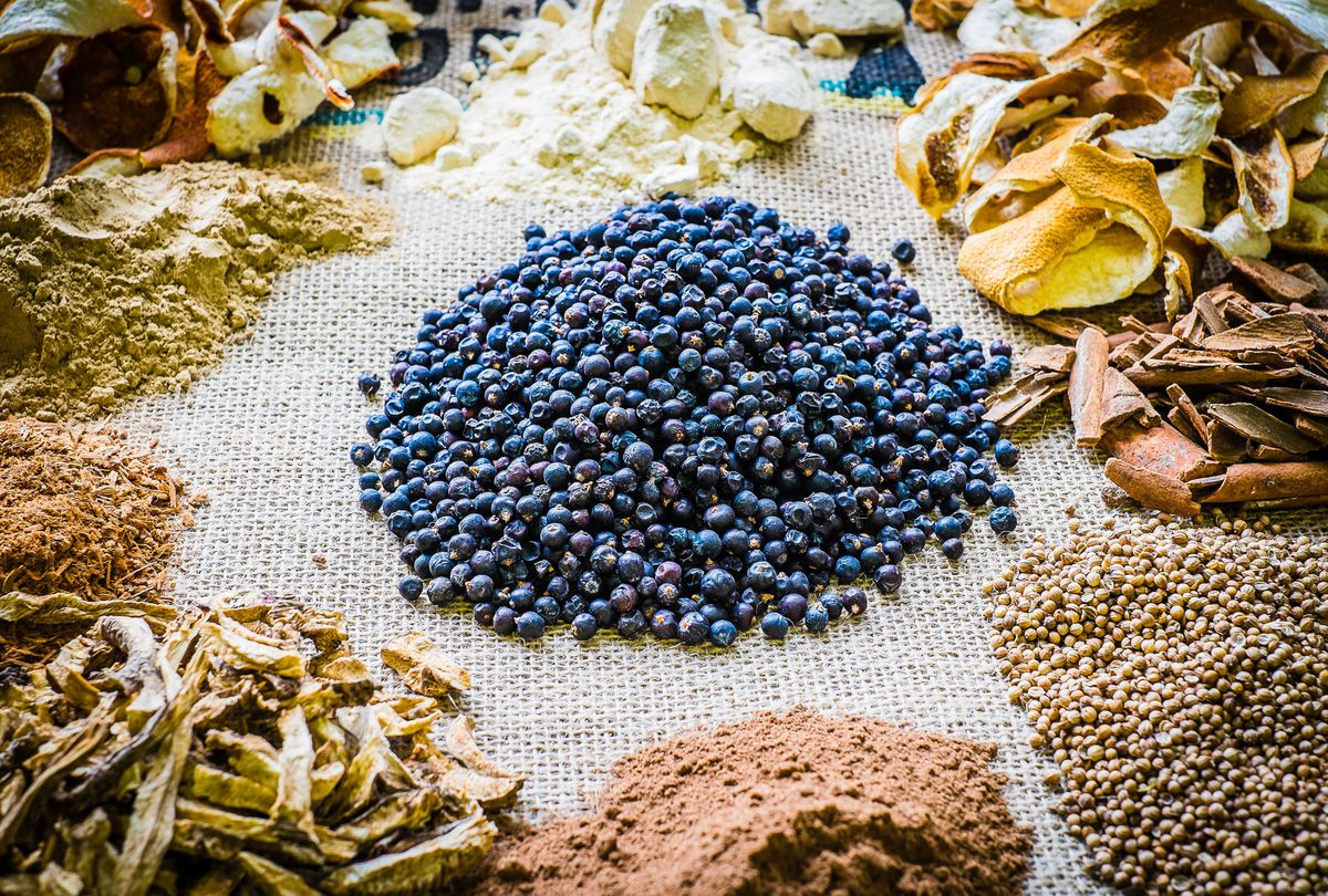 The firm sources the best botanicals from around the world