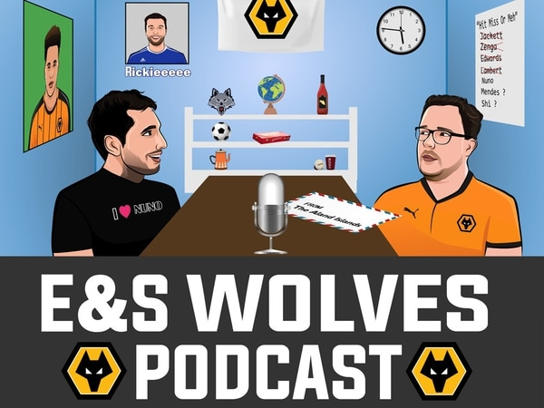 E&S Wolves Podcast: Episode 66 - Room Service?