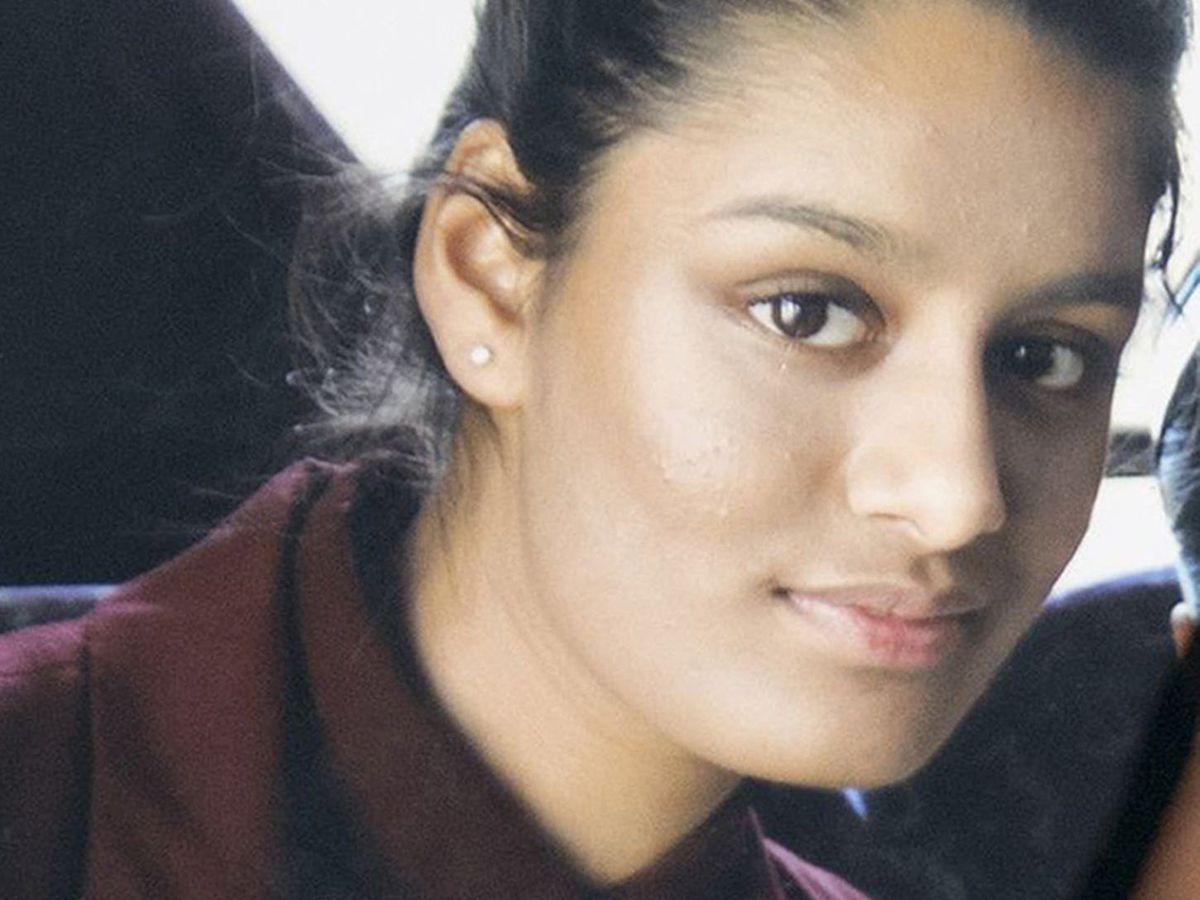 Shamima Begum (Archive/PA)