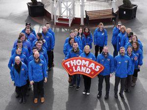 Drayton Manor Theme Park staff