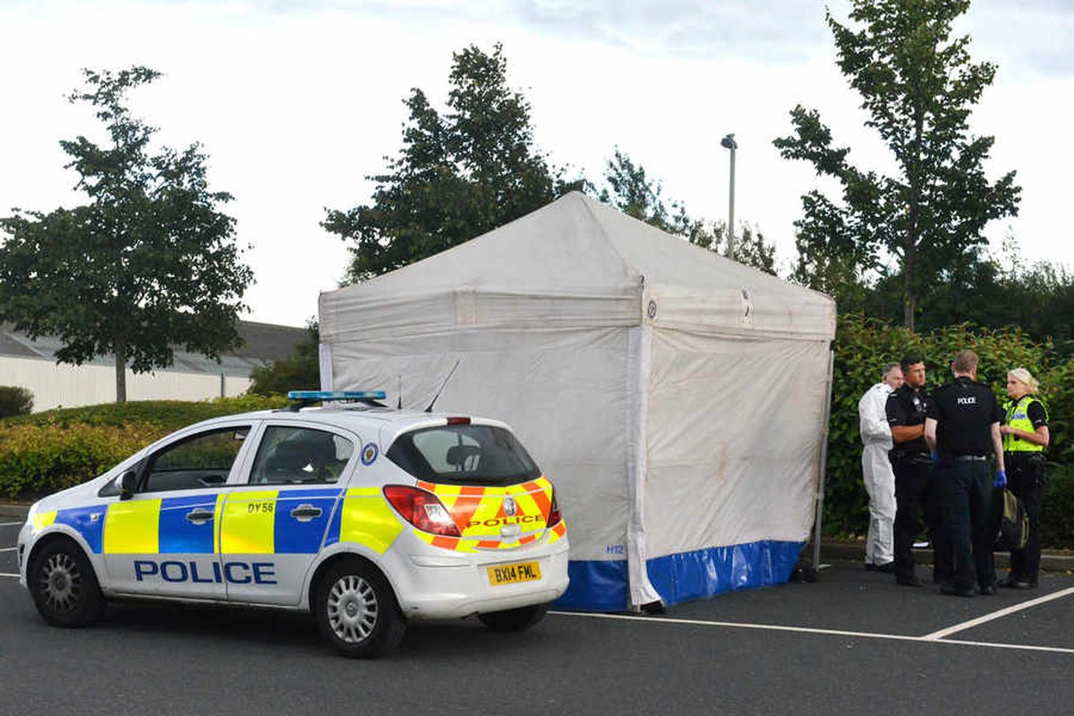 Body found in Russells Hall Hospital grounds