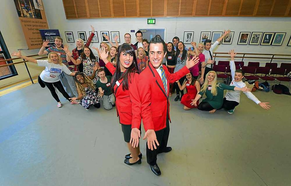 Butlins hopefuls battle it out in Birmingham to become a redcoat ...