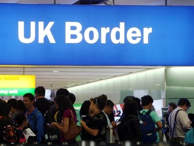 Tories vow to cut immigration overall as they 'take back control' of borders