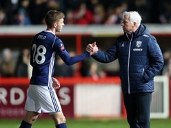 West Brom blog: Alan Pardew checkpoint