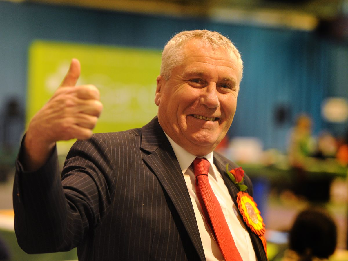 Former council leader Steve Eling was suspended by the Labour party