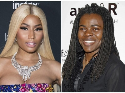 Tracy Chapman sues Nicki Minaj for copyright infringement