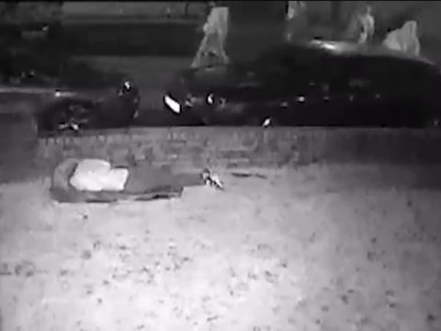 WATCH: Schoolgirl hides from baseball bat thugs after violent Tipton attack