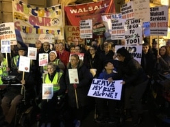 Parents vow to keep fighting transport funding cuts at Walsall special school