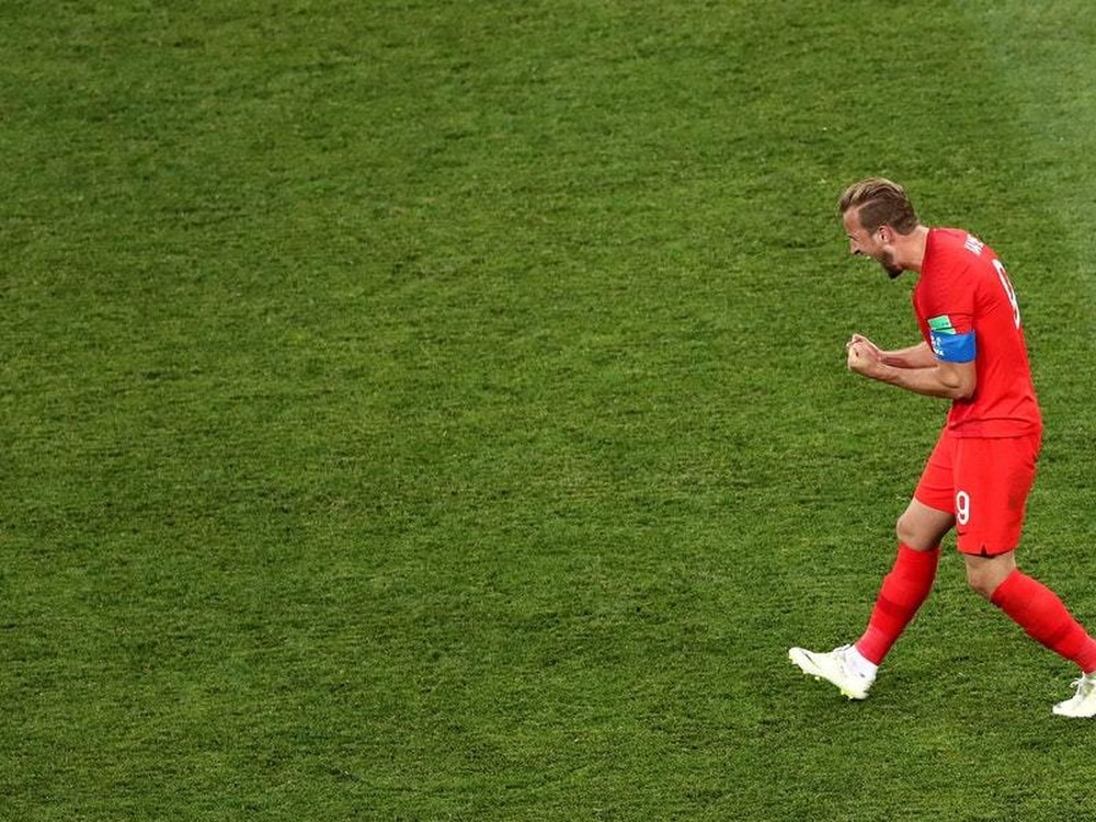 Kane able to give England late victory at World Cup