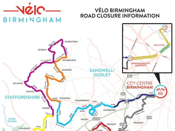 Thousands are riding Birmingham Velo - but not everyone's happy