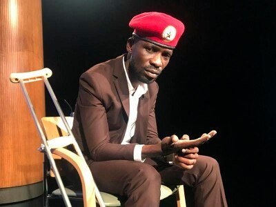 Ugandan pop star-turned-opposition leader Bobi Wine to return home