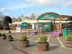 Wyevale garden centre sell off planned