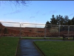 Is £160,000 plan to rebuild historic park wall a waste of money?