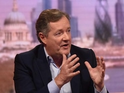 Thousands sign petition to keep Piers Morgan on TV