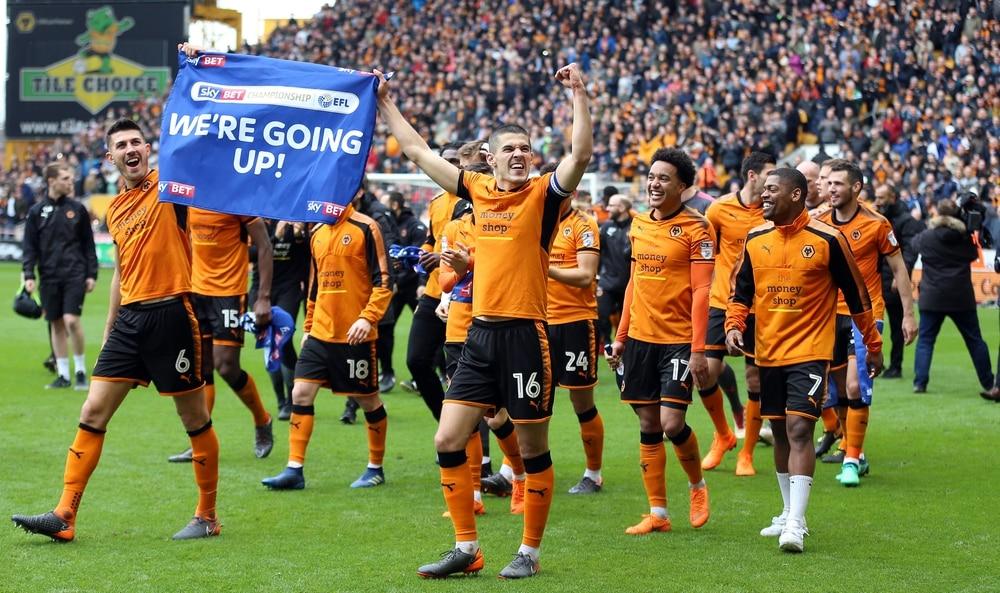 Ikeme's Wolves Gain Promotion Back To EPL