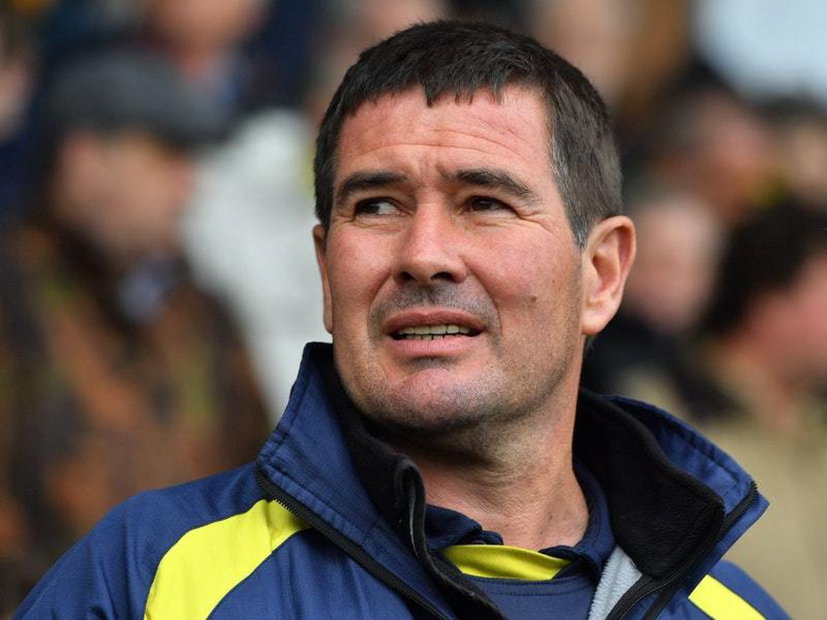 Nigel Clough
