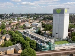 Man becomes 11th person jailed for Grenfell Tower fraud