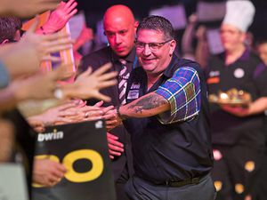 Gary Anderson (Photo: Lawrence Lustig)